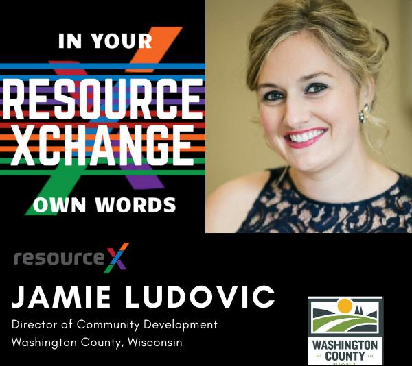 ResourceXchange Jamie Ludovic