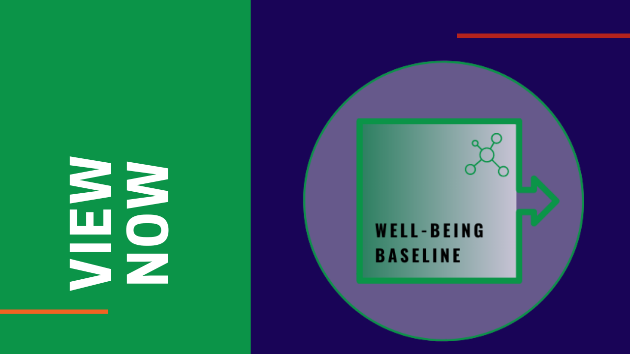 Well-Being Baseline
