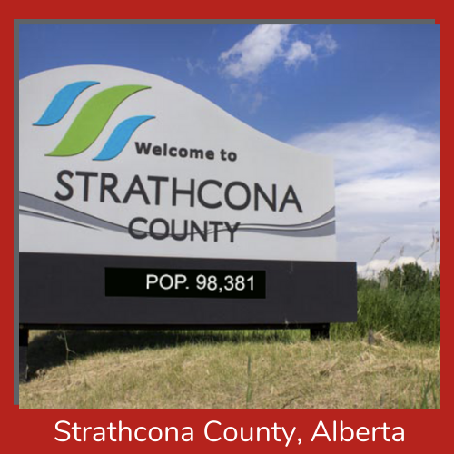 Strathcona County Community Page